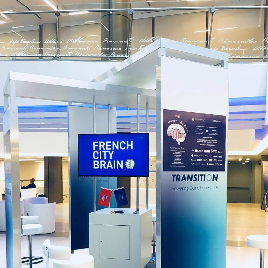 Présentation de French City Brain